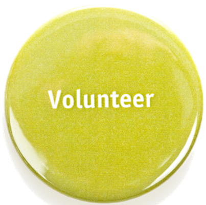 Volunteer Button Cropped
