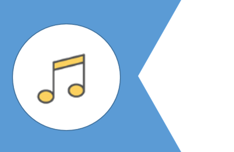 Streaming Music Icon