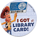 i got a library card